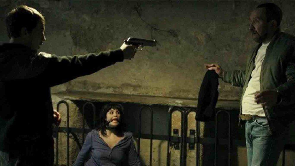 Исчезновение Элис Крид (2009)